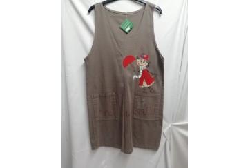 Vestido Algodon Mary Poppins